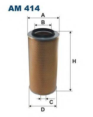 FILTRON AM414 Воздушный фильтр