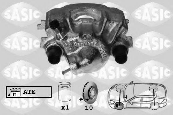 SASIC SCA6010 Тормозной суппорт