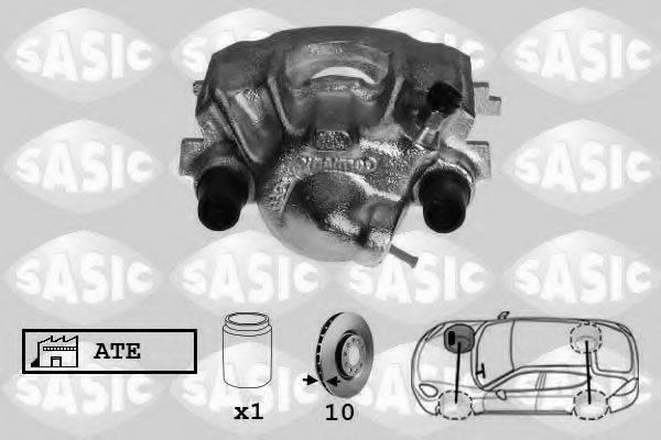 SASIC SCA6011 Тормозной суппорт