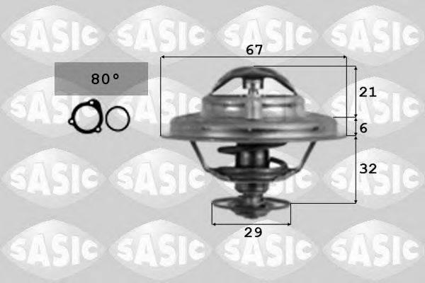 SASIC 9000087 Термостат