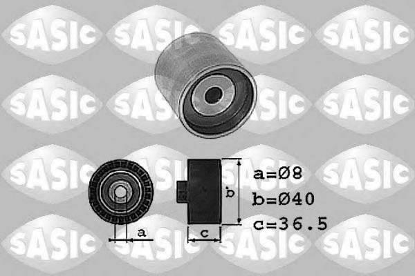 SASIC 1706006 Обводной ролик ремня ГРМ