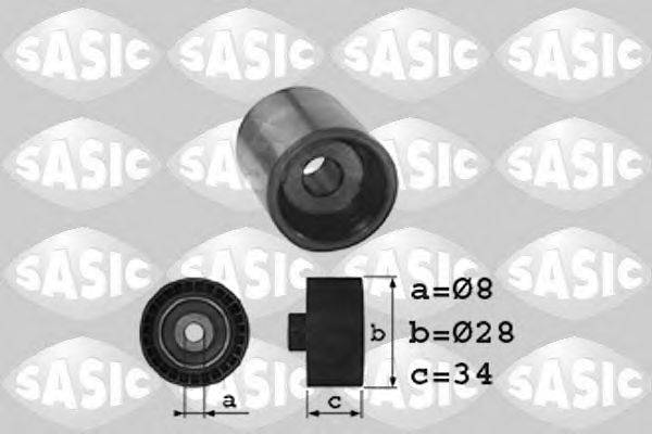 SASIC 1706010 Обводной ролик ремня ГРМ
