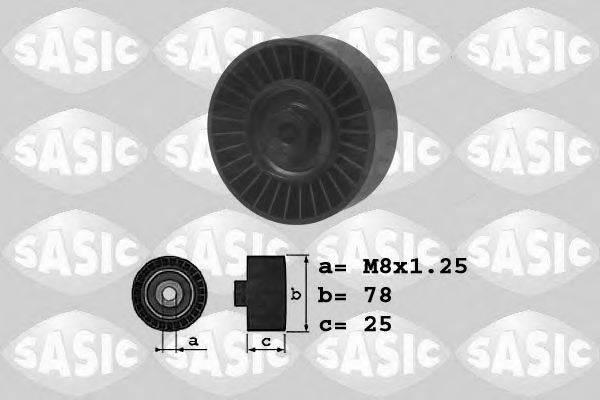 SASIC 1626022 Натяжитель ремня, клиновой зубча