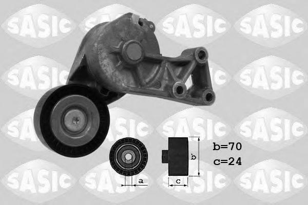 SASIC 1626028 Натяжитель ремня, клиновой зубча