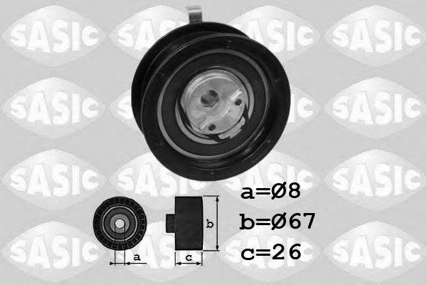SASIC 1706028 Натяжной ролик ремня ГРМ