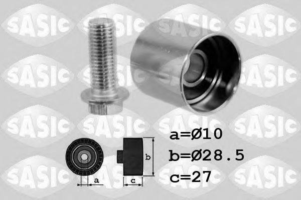 SASIC 1706062 Обводной ролик ремня ГРМ