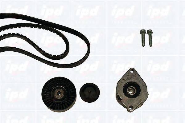 IPD 201394 Поликлиновой ременный комплект