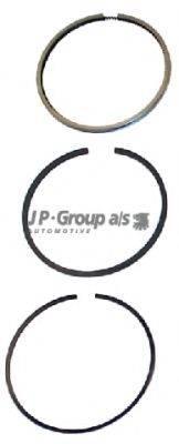 JP GROUP 1110300712 Комплект поршневых колец