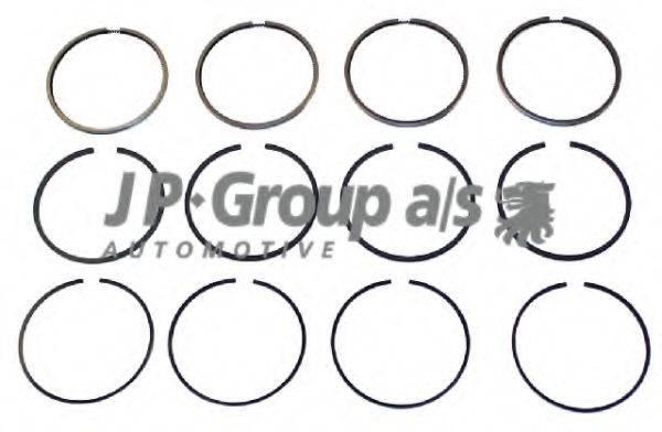 JP GROUP 1110300814 Комплект поршневых колец