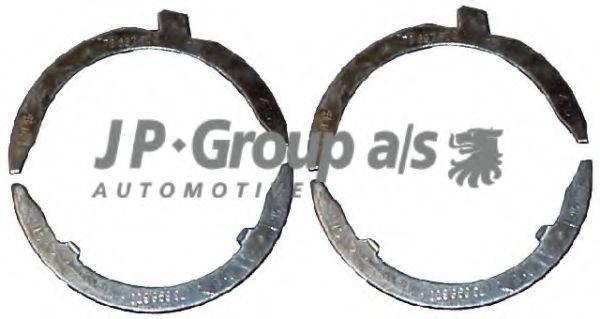 JP GROUP 1110450510 Полукольца коленчатого вала