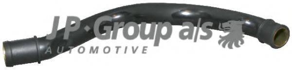 JP GROUP 1111152100 Шланг вентиляции картера