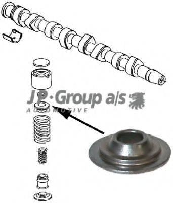 JP GROUP 1111352600 Головка клапана