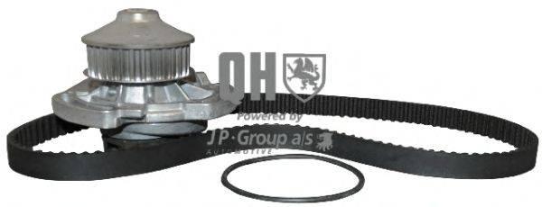 JP GROUP 1114108319 Водяной насос + комплект зубчатого ремня