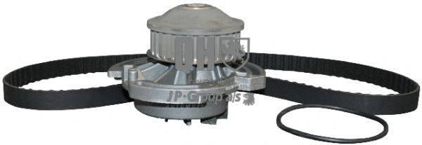 JP GROUP 1114108519 Водяной насос + комплект зубчатого ремня