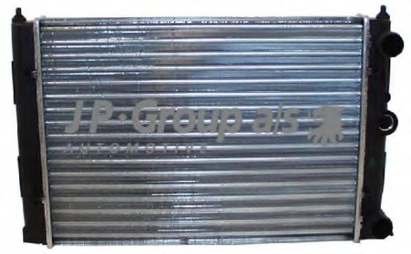 JP GROUP 1114200400 Радиатор охлаждения двигателя