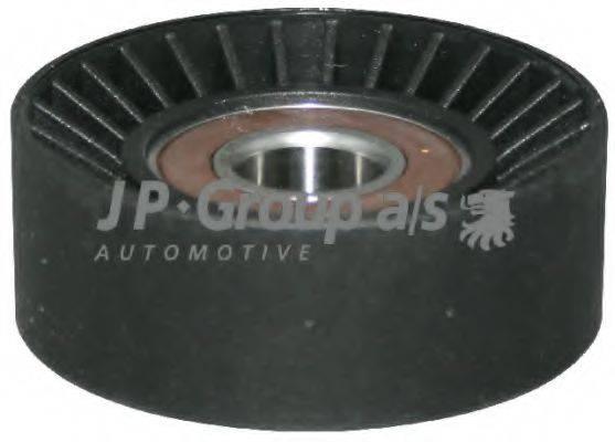 JP GROUP 1118301500 Натяжной ролик, поликлиновой  ремень