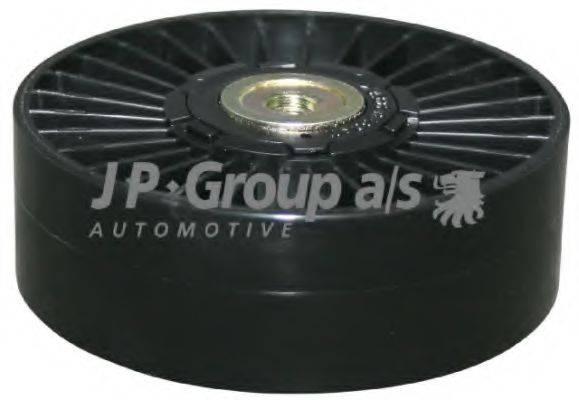 JP GROUP 1118304100 Натяжной ролик, поликлиновой  ремень