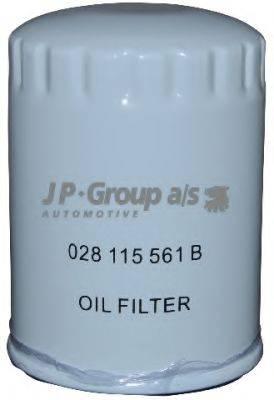 JP GROUP 1118500500 Фильтр масляный ДВС