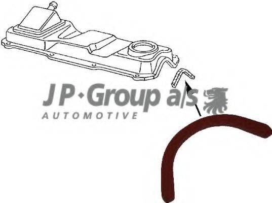 JP GROUP 1119250100 Прокладка клапанной крышки