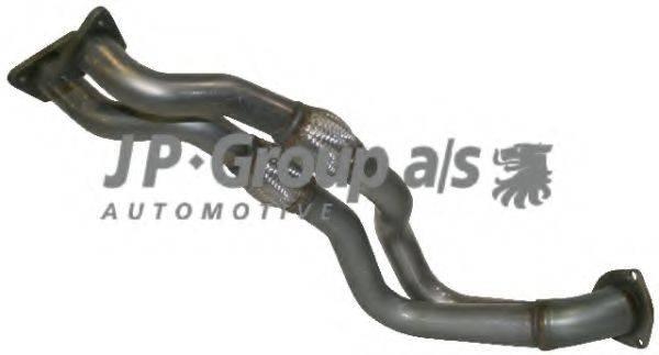 JP GROUP 1120206600 Труба выхлопного газа