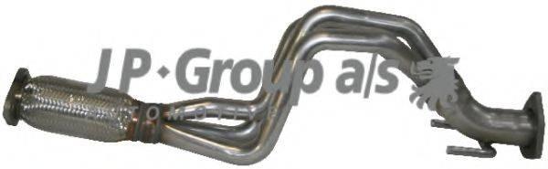 JP GROUP 1120207700 Труба выхлопного газа