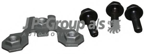 JP GROUP 1140250500 Стопорная пластина, несущие / нап