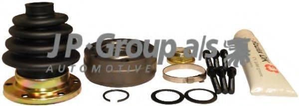 JP GROUP 1143500710 ШРУС с пыльником