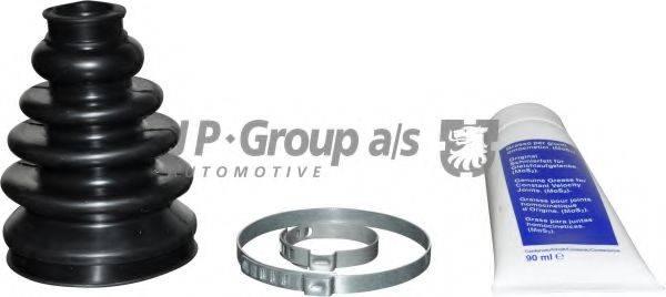 JP GROUP 1143702860 Комплект пыльника ШРУСа