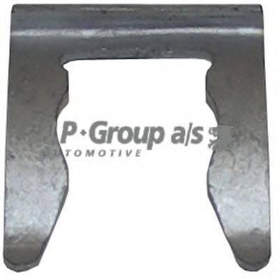 JP GROUP 1161650100 Скоба тормозного шланга