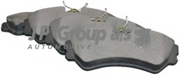 JP GROUP 1163603310 Тормозные колодки