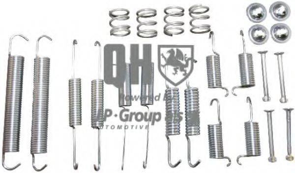 JP GROUP 1163950419 Комплектующие, тормозная колодка