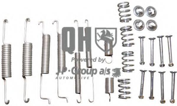 JP GROUP 1164001219 Комплектующие, тормозная колодка