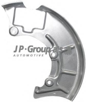 JP GROUP 1164200770 Отражатель, диск тормозного механизма
