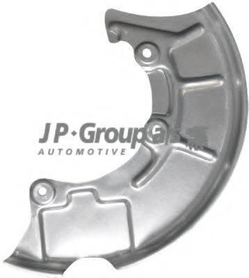 JP GROUP 1164200780 Отражатель, диск тормозного механизма