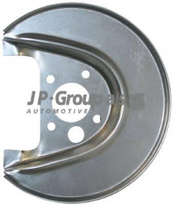 JP GROUP 1164300270 Отражатель, диск тормозного механизма