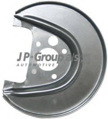JP GROUP 1164300280 Отражатель, диск тормозного механизма