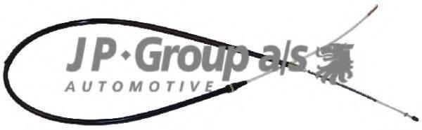 Трос, стояночная тормозная система JP GROUP 1170300100
