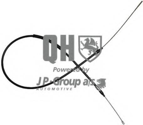 JP GROUP 1170300809 Трос, стояночная тормозная система
