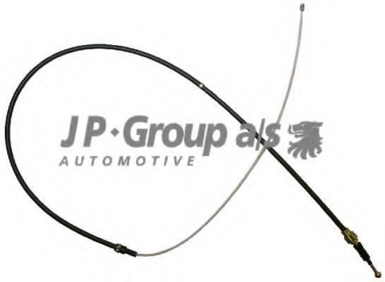 JP GROUP 1170301800 Трос, стояночная тормозная система