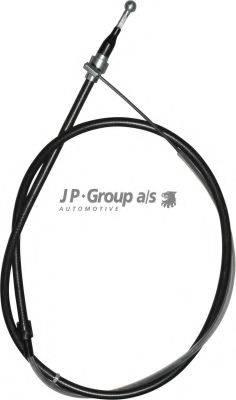 JP GROUP 1170309800 Комплект тросов, стояночная тормозная система