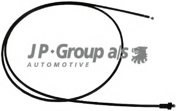 JP GROUP 1170700700 Тросик замка капота