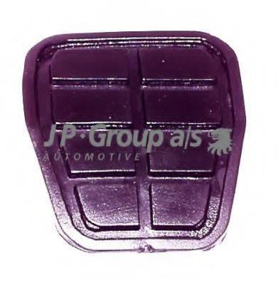 JP GROUP 1172200100 Педальные накладка, педаль тормоз