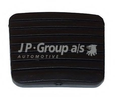 JP GROUP 1172200200 Педальные накладка, педаль тормоз