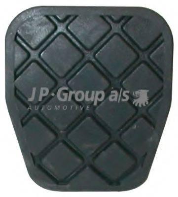 JP GROUP 1172200400 Педальные накладка, педаль тормоз