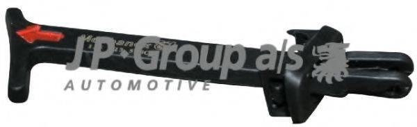 JP GROUP 1187300300 Ручка, открывания моторного отсека