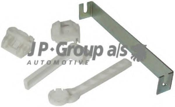 JP GROUP 1188150510 Плавающая колодка, стеклоподъемник
