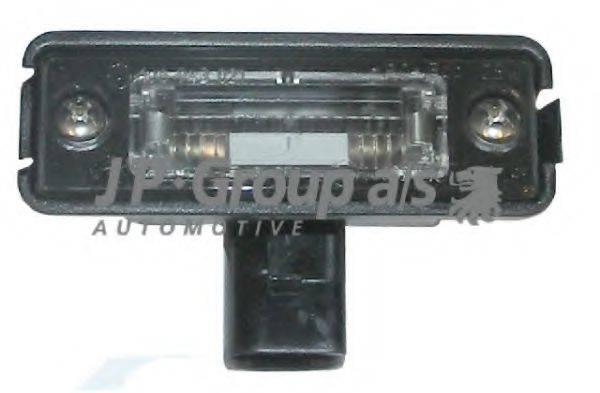JP GROUP 1195600500 Фонарь освещения номерного знака