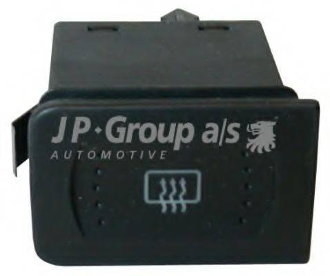 JP GROUP 1196400400 Выключатель, обогреватель заднего стекла