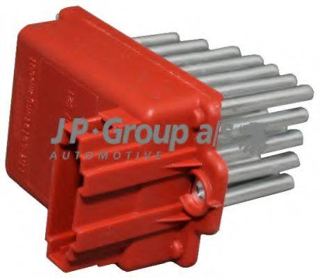 JP GROUP 1196850500 Сопротивление, вентилятор салона