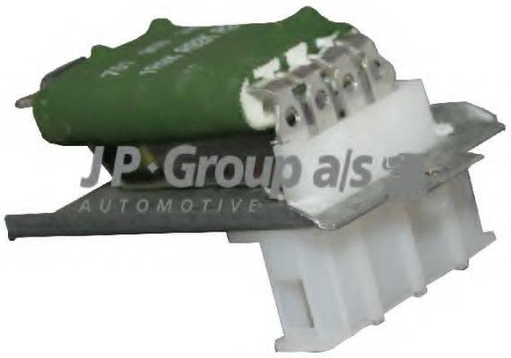JP GROUP 1196850800 Сопротивление, вентилятор салона